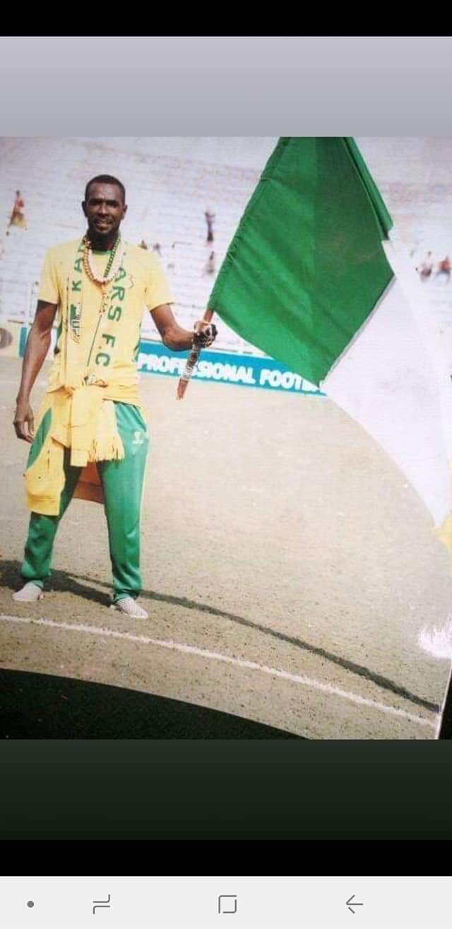 Kano Pillars announced the death of a top fan